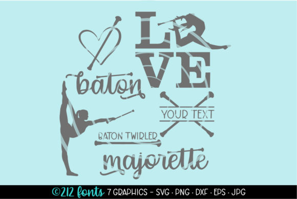 Download Free Gymnastics Font By 212 Fonts Creative Fabrica for Cricut Explore, Silhouette and other cutting machines.