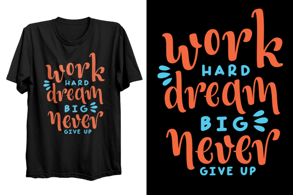 Download Free Never Give Up T Shirt Graphic By Bsakib777 Creative Fabrica for Cricut Explore, Silhouette and other cutting machines.