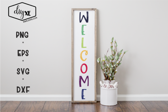 Welcome Graphic Crafts By Sheryl Holst