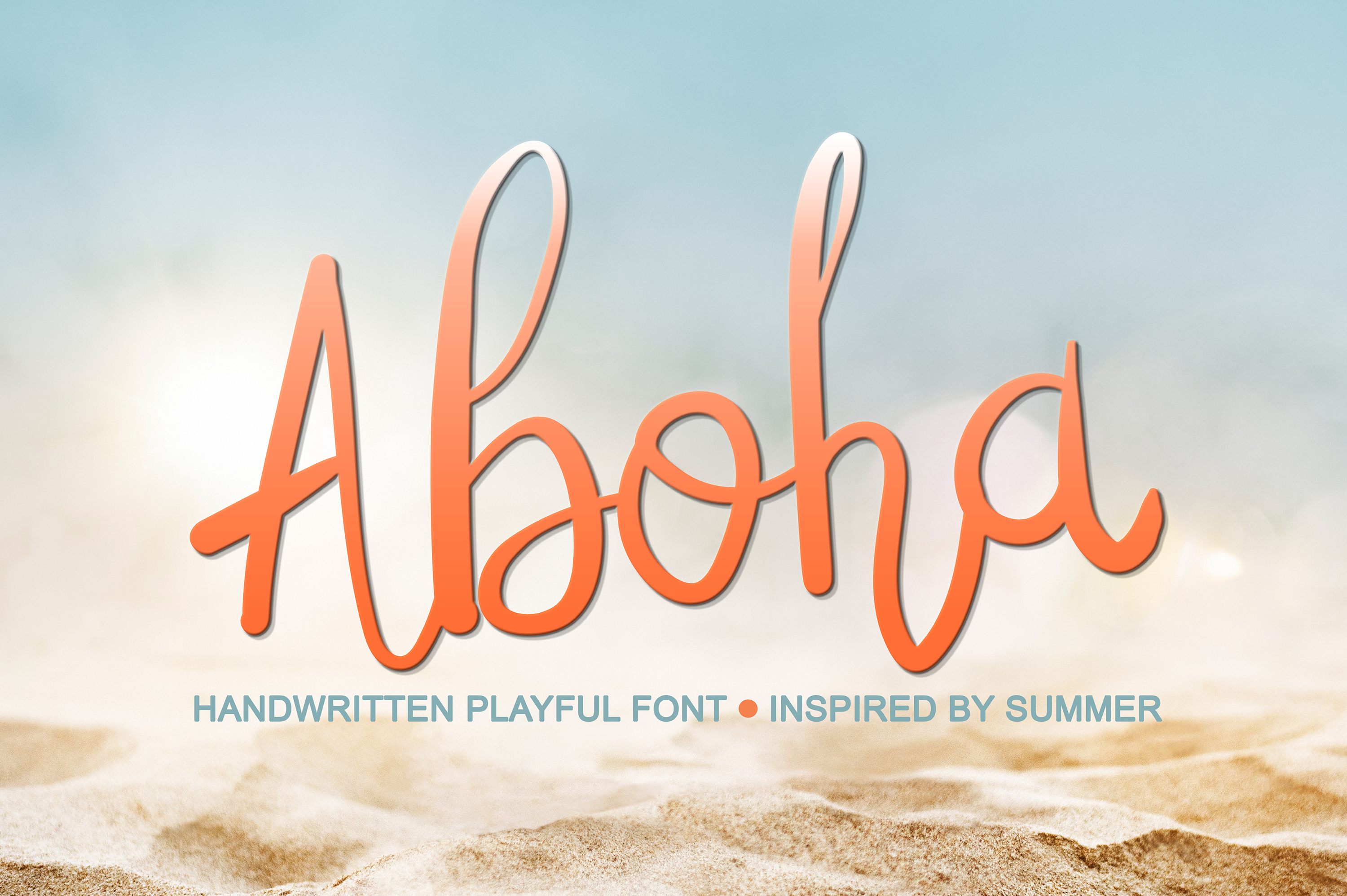 Download Free Aboha Font By Seventhheaven Studios Creative Fabrica for Cricut Explore, Silhouette and other cutting machines.
