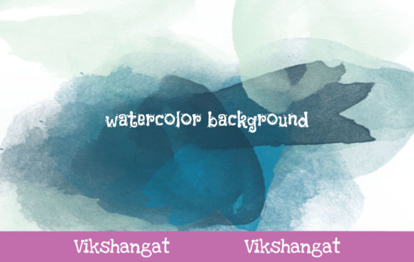 Download Free Abstract Watercolor Background 17 Graphic By Vikshangat for Cricut Explore, Silhouette and other cutting machines.