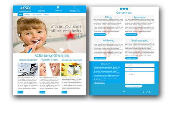 Acsia Template Graphic Web Templates By ja.matveev125