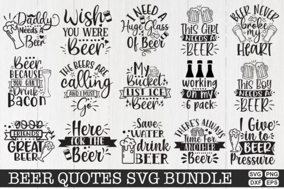 Download Free Bear Quotes Bundle Graphic By Svgmaker Creative Fabrica for Cricut Explore, Silhouette and other cutting machines.
