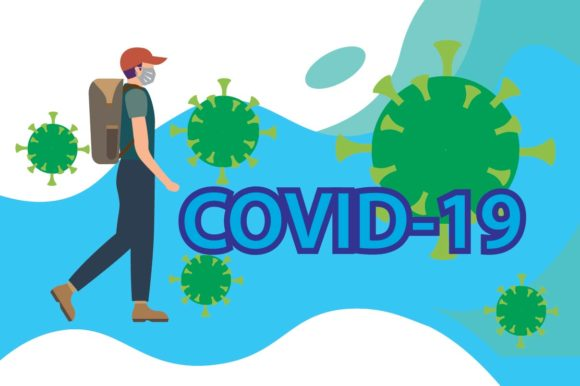 COVID-19 Graphic Health By WAP