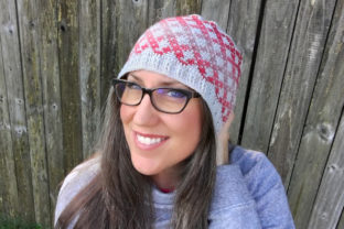 Checkers Beanie Crochet Pattern Graphic Crochet Patterns By Knit and Crochet Ever After