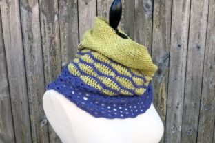 Chorus Cowl Crochet Pattern Graphic Crochet Patterns By Knit and Crochet Ever After