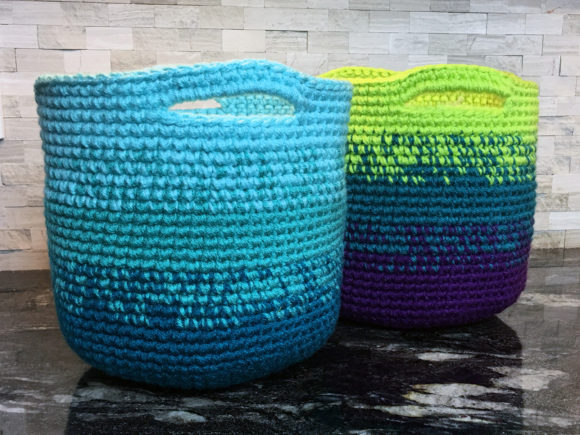 Cutie Utility Basket Crochet Pattern Graphic Crochet Patterns By Knit and Crochet Ever After