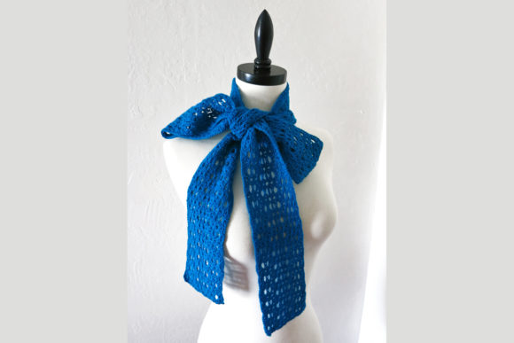 Echo Scarf Crochet Pattern Graphic Crochet Patterns By Knit and Crochet Ever After - Image 2