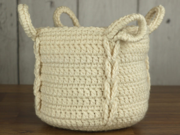 Entwined Basket Crochet Pattern Graphic Crochet Patterns By Knit and Crochet Ever After - Image 2
