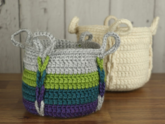Entwined Basket Crochet Pattern Graphic Crochet Patterns By Knit and Crochet Ever After - Image 3