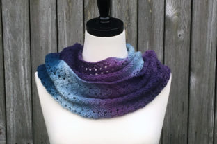 Fall Infinity Scarf Crochet Pattern Graphic Crochet Patterns By Knit and Crochet Ever After