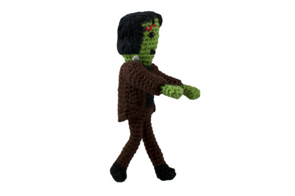 Frankenstein's Monster Crochet Pattern Graphic Crochet Patterns By Knit and Crochet Ever After - Image 3