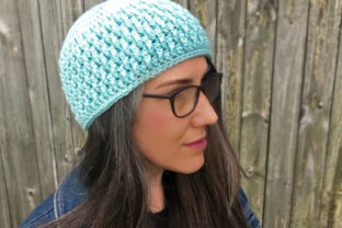 Frost Beanie Crochet Pattern Graphic Crochet Patterns By Knit and Crochet Ever After 3