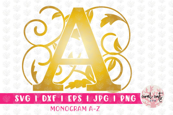 Download Free 1 Monogram Wedding Svg Designs Graphics for Cricut Explore, Silhouette and other cutting machines.