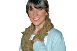 Golden Gate Necklace Scarf Graphic Crochet Patterns By Knit and Crochet Ever After