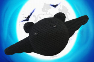 Little Bat Crochet Pattern Graphic Crochet Patterns By Knit and Crochet Ever After