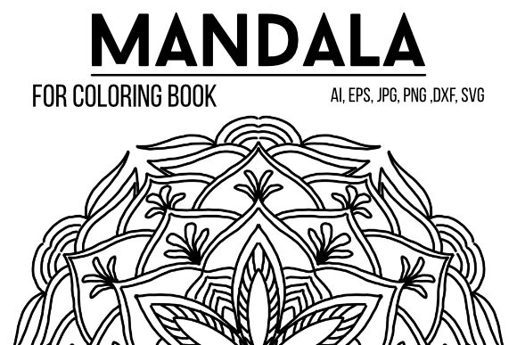 Print on Demand: Mandala Graphics 55 Graphic Coloring Pages & Books By stanosh