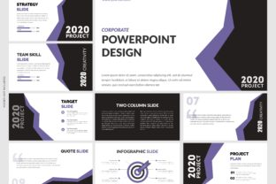 Modern Powerpoint Template Vector File Graphic Presentation Templates By lutfyhasan
