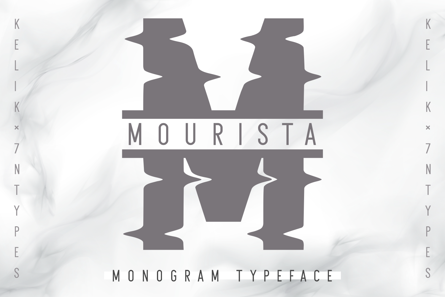 Download Free Mourista Font By Kelik 7ntypes Creative Fabrica for Cricut Explore, Silhouette and other cutting machines.