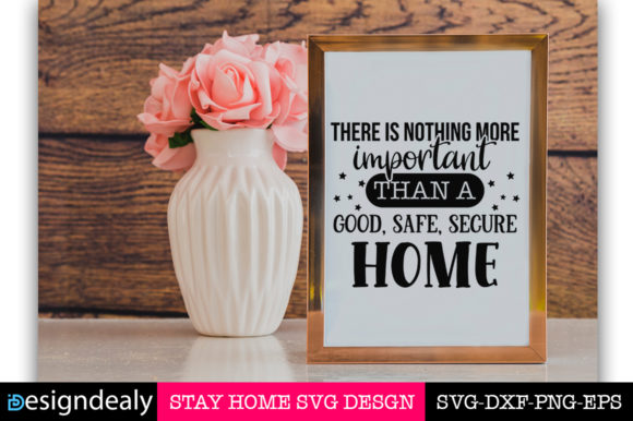Stay Home Bundle Graphic Design