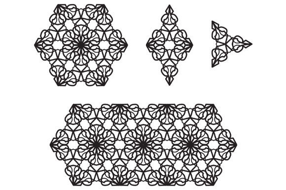 Tattoo Patterns Pack 1 Graphic Download