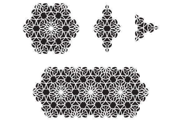 Tattoo Patterns Pack 1 Graphic Design