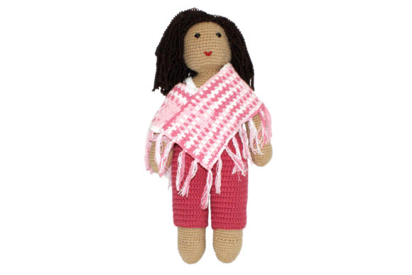 You Make Her Yours Girl Doll Graphic Crochet Patterns By Knit and Crochet Ever After - Image 3