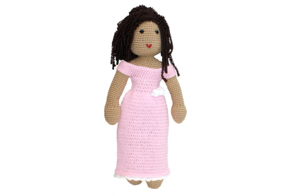 You Make Her Yours Girl Doll Graphic Crochet Patterns By Knit and Crochet Ever After - Image 4