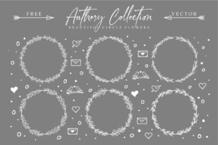 Print on Demand: Anthery Collection Script & Handwritten Font By Vilogsign 12