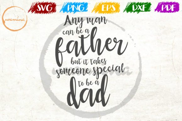Download Any Man Can Be a Father but...