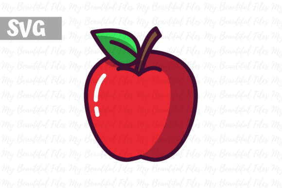 Download Free Fruits Bundle Bundle Creative Fabrica for Cricut Explore, Silhouette and other cutting machines.