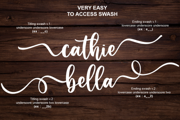 Download Free Caristha Font By Abodaniel Creative Fabrica for Cricut Explore, Silhouette and other cutting machines.
