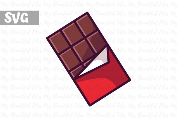 Download Free Chocolate Icon Graphic By Mybeautifulfiles Creative Fabrica SVG Cut Files