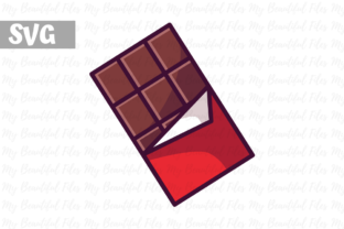 Download Free Chocolate Icon Graphic By Mybeautifulfiles Creative Fabrica for Cricut Explore, Silhouette and other cutting machines.