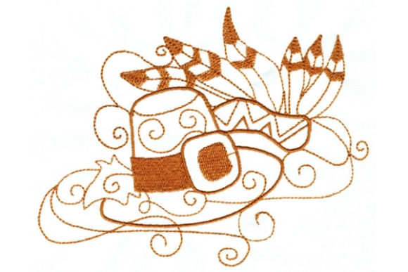 Enchanted Fall Autumn Embroidery Design By Sookie Sews