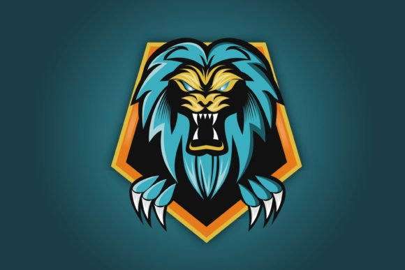 Download Free Esport Logo Gaming Lion Grafico Por Edywiyonopp Creative Fabrica for Cricut Explore, Silhouette and other cutting machines.