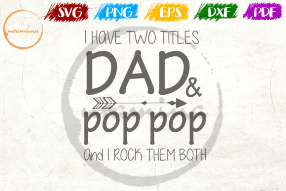 Download I Have Two Titles Dad and Pop...