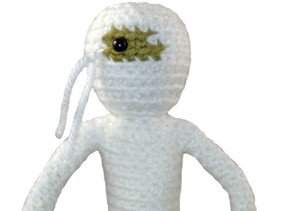Mummy Crochet Patternne Graphic Crochet Patterns By Knit and Crochet Ever After - Image 1