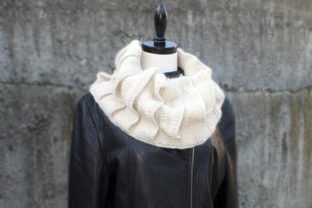 Nesting Cowl Crochet Pattern Graphic Crochet Patterns By Knit and Crochet Ever After