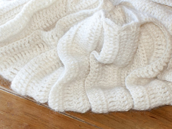 Nesting Cowl Crochet Pattern Graphic Crochet Patterns By Knit and Crochet Ever After - Image 3