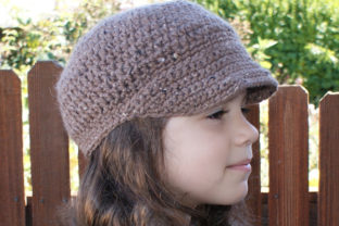 Newsboy Cap Crochet Pattern Graphic Crochet Patterns By Knit and Crochet Ever After 1