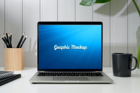 Notebook Mockup Graphic Graphic Templates By knou