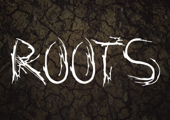 Print on Demand: Roots Display Font By GraphicsBam Fonts