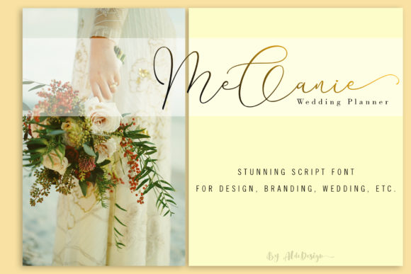 Print on Demand: With You Script & Handwritten Font By aldedesign - Image 4