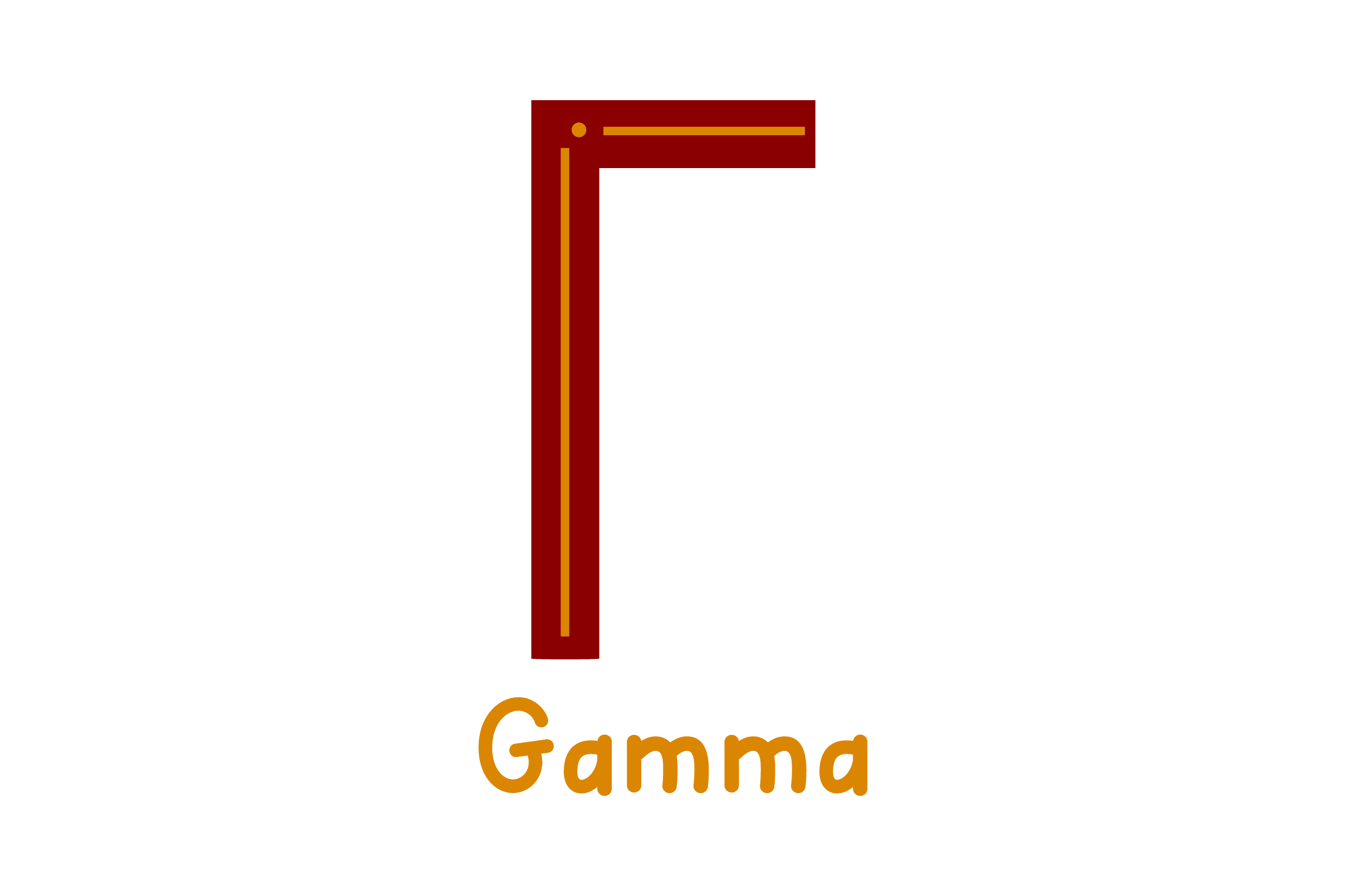 Download Free Greek Alphabet G Svg Cut File By Creative Fabrica Crafts for Cricut Explore, Silhouette and other cutting machines.