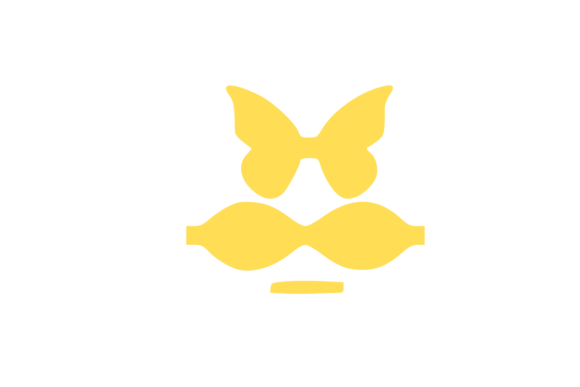 Print on Demand: Butterfly Hair Bow Template Graphic Crafts By JL Designs