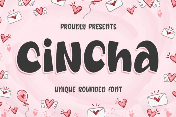 Print on Demand: Cincha Display Font By Blankids Studio