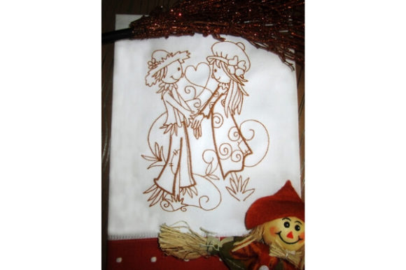 Enchanted Fall Embroidery Download