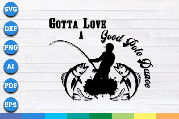 Download Free Gotta Love A Good Pole Dance Graphic By Aartstudioexpo for Cricut Explore, Silhouette and other cutting machines.