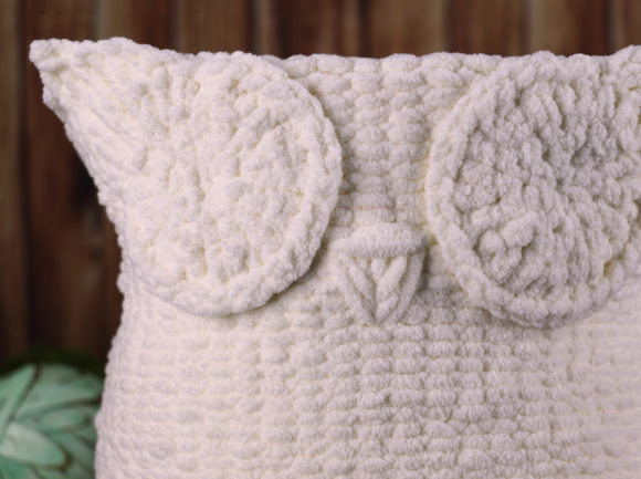 Knit Owl Basket Pattern Graphic Knitting Patterns By Knit and Crochet Ever After - Image 4